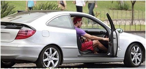 کلکسیونی از اتومبیل های شیک رونالدو (عکس)