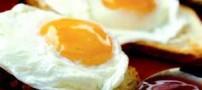 چرا زرده تخم مرغ زرد است؟