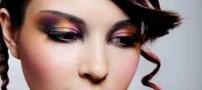 مدل جدید آرایش چشم (عکس)