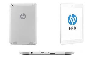 مدل و تصویر جدید تبلت HP فاش شد
