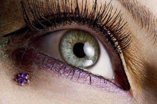 مدل جذاب و زیبا از آرایش چشم 2014 (عکس)