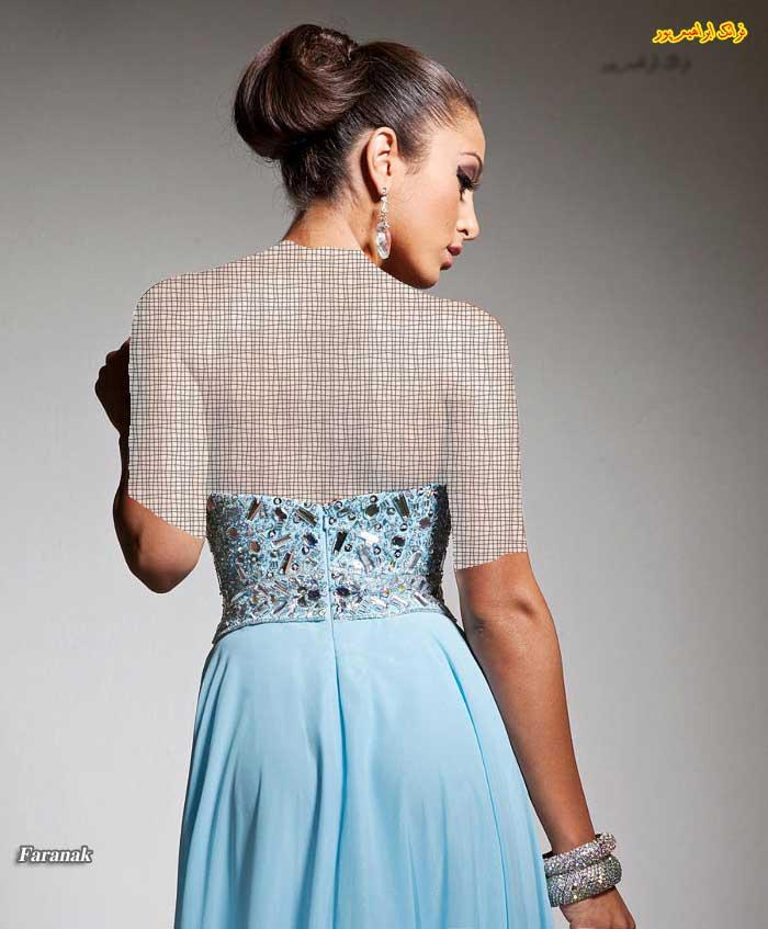 زیبا و جدیدترین مدل های لباس نامزدی، قسمت دوازدهم