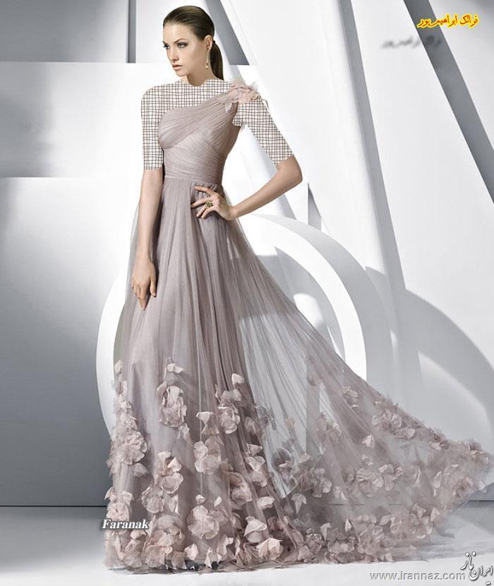 زیبا و جدیدترین مدل های لباس نامزدی قسمت چهاردهم