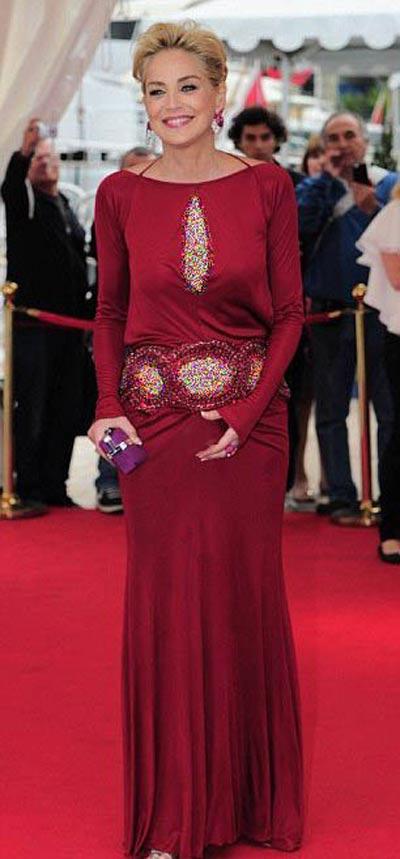 تصاویری از ظاهر بسیار زیبای بازیگر زن هالیوودی