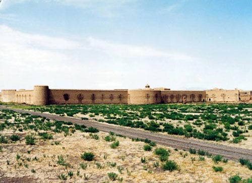معرفی آثار باستانی هزار ساله شهر سمنان (عکس)