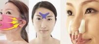 ابزار عجیب و جالب ژاپنی ها برای  حفظ زیبایی (عکس)