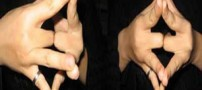 رموز پنهان و جالب در انگشت حلقه