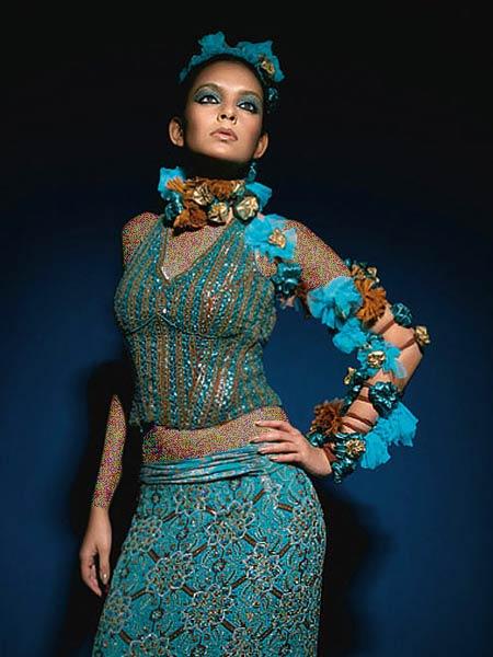 خرید لباس هندی در اصفهان