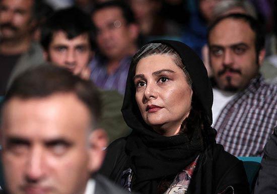 حضور هنرمندان در مراسم نکوداشت سیف الله صمدیان
