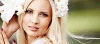 مدل شینیون و آرایش جدید و زیبای عروس (عکس)