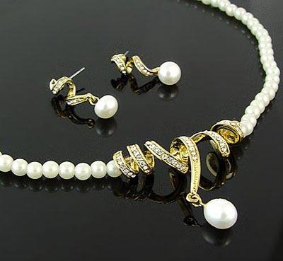 مدل سرویس طلا و جواهر شیک و جدید (عکس)