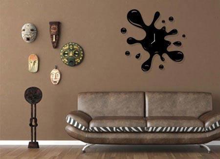 مدل ساعت دیواری های شیک و زیبا (عکس)