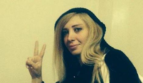 تروریست های تکفیری سر این زن را بریدند (عکس)