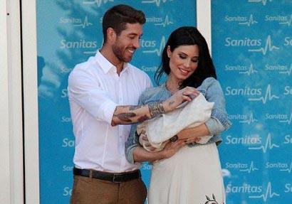 این نوزاد مشهورترین نوزاد اسپانیا شد (عکس)