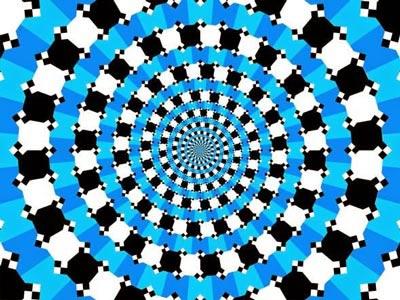تصاویری بسیار جالب و دیدنی از خطای دید (عکس)