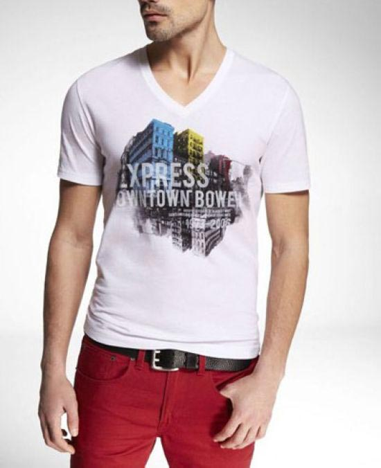 مدل هایی از تی شرت شیک و جدید پسرانه (عکس)