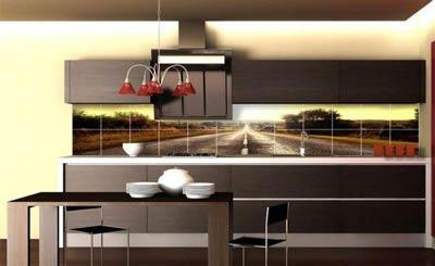 طراحی کاشیکاری بسیار زیبا در خانه های مدرن (عکس)