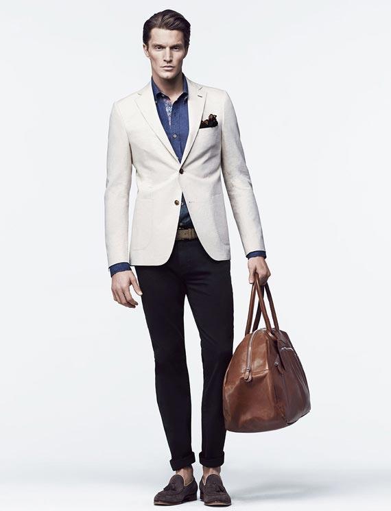 لباس های مردانه با برند ترکیه ای Sarar (عکس)
