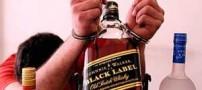 دستگیری 34 دختر و پسر به جرم حمل مشروب