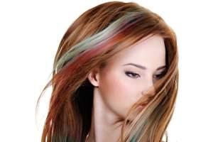 روش صحیح برای رنگ کردن موهای بلند