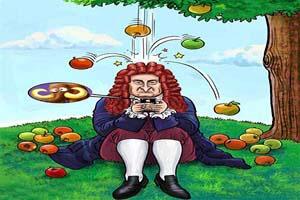 قانون هایی که نیوتن فراموش کرد آن ها را ثبت کند