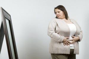 چند توصیه به خانم هایی که شکم بزرگی دارند