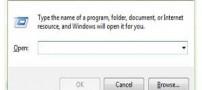 آموزش کار با دستورات پرکاربرد Run در windows