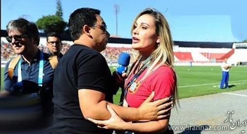 رابطه رونالدو با یک مدل برزیلی خبرساز شد! (عکس)