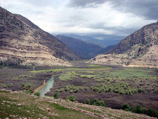 به دیدنی های جذاب و دیده نشده ایران سفر کنید (تصویری)