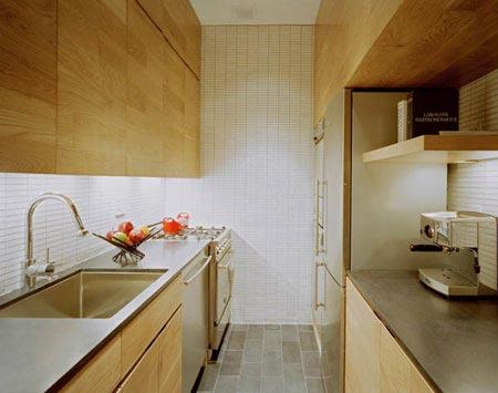 امکانات و طراحی جالب یک خانه 70 متری (عکس)