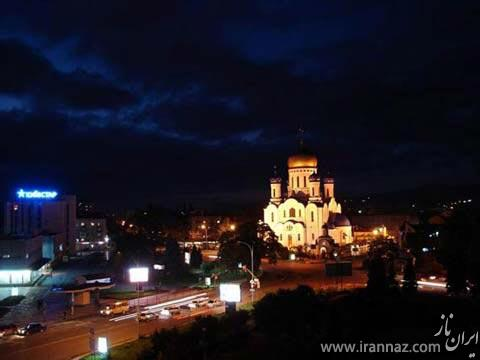 تصاویری جالب از طبیعت بسیار زیبای اوکراین
