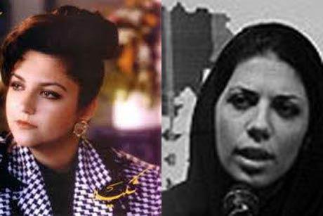 دختر پرویز مشکاتیان به یک خواننده زن لس آنجلسی اعتراض کرد! (عکس)