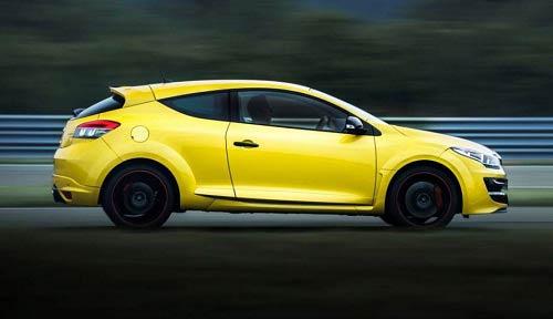 معرفی خودروی جدید مگان 2015