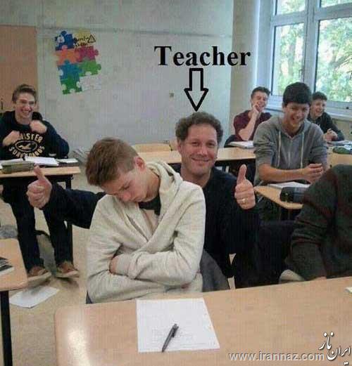 عکس نوشته های بسیار خنده دار و طنز جدید