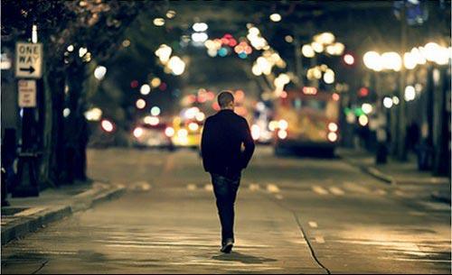 عکس های احساسی از پسران غمگین و تنها