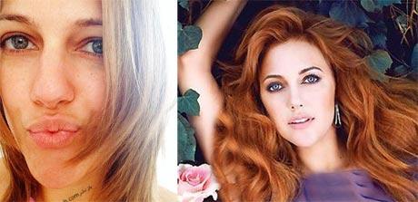 چهره ساده و بدون آرایش مریم اوزرلی (عکس)
