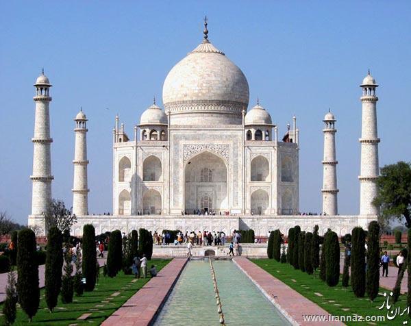 عکس های دیدنی از ده مکان زیبای دنیا که حتما باید دید