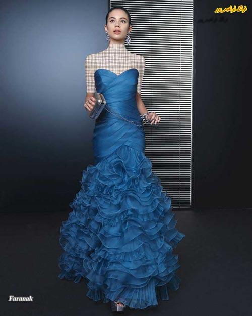 جدیدترین و شیک ترین مدل لباس نامزدی