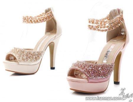 جدیدترین مدل کفش مجلسی 2014