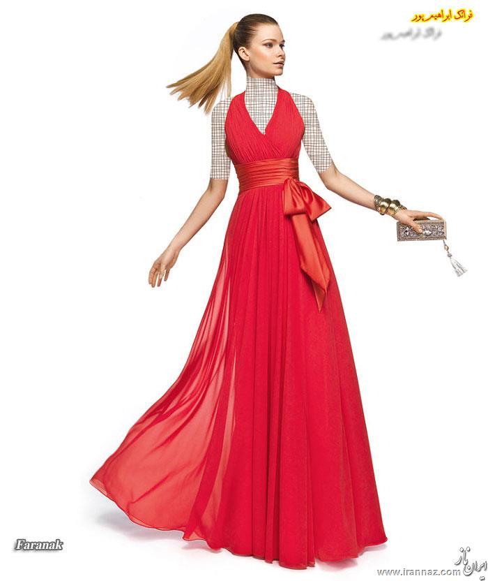 زیبا و جدیدترین مدل های لباس مجلسی زنانه (قسمت 54)