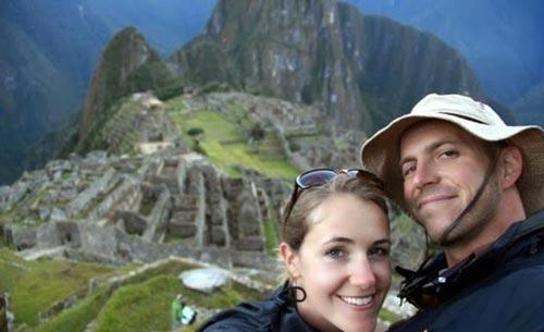 استعفای این زوج از کار برای رفتن به ماه عسل (عکس)