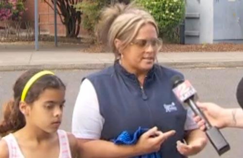 ترس این دختر از دستشویی رفتن به دلیل تدریس عجیب معلم