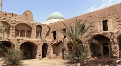 مکان های گردشگری در شهر یزد (عکس)