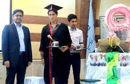 مراسم جالب دانشگاه ارومیه برای انتخاب خوش تیپ ترین دانشجو (عکس)