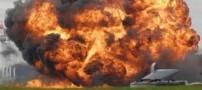یک فروند جنگنده آمریکایی سقوط کرد