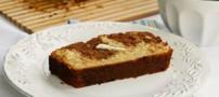 نان دو رنگ موزی شکلاتی و نحوه تهیه آن