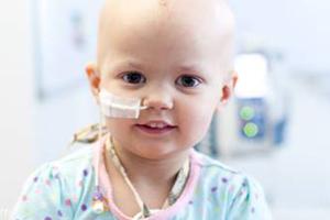 رژیم غذایی برای کودکان مبتلا به سرطان