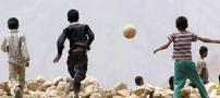 قوانین بامزه فوتبال در دوران قدیم