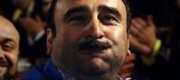گفتگو با مهران احمدی