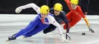معرفی رشته ورزشی اسکیت سرعت